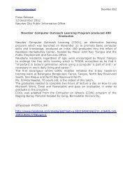 Press Release 12 December 2012 Navotas City Public Information ...