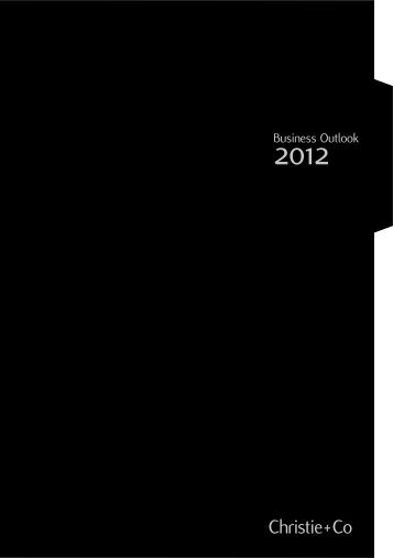 Business Outlook 2012 - Christie + Co