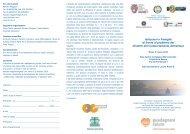 Scarica il programma - Le Buone Pratiche di cura nei Disturbi del ...