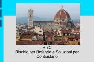 Presentazione Comune di Firenze - Centro regionale di ...