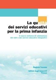 La qualità dei servizi educativi per la prima infanzia - Centro ...
