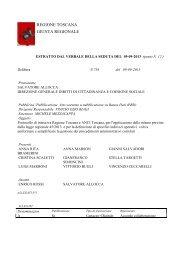 Deliberazione della Giunta Regionale n. 756 del 09.09.2013