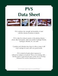 PVS Data Sheet 200Kb