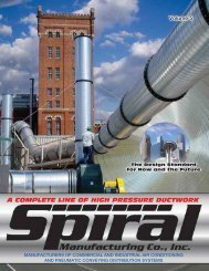 Full Catalog - PDF 10.4 MB - Spiral Manufacturing Company, Inc