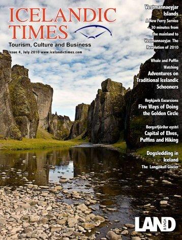 PDF - Icelandic Times