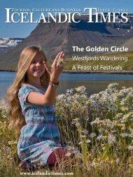 The Golden Circle - Land og saga