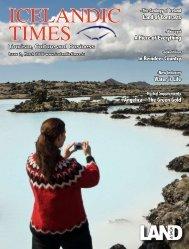 ICELANDIC TIMES - Land og saga