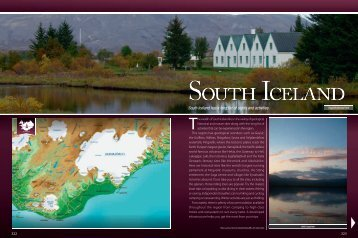 South Iceland has a long list of sights and activities - Land og saga