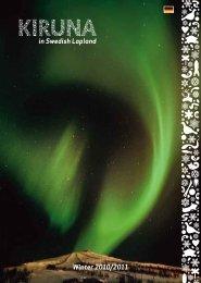 30. Januar 2011 Zum 26. Mal in Folge findet in diesem Jahr ... - Kiruna