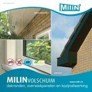 Download het volschuim dakranden montagevoorschrift (PDF) - Milin