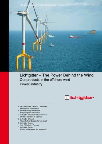 Lichtgitter Offshore Brochure 2012 rev1a - Hartimedia.org