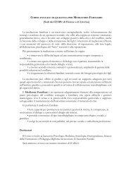 Sedi del CESIPc di Firenze e di Livorno - Psicoterapeuti.info