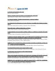 La función epistemológica del valor Roberto Sánchez Benítez ...