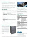 DL500 Durable Label Printer - Page 2