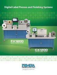 View Brochure - Primera Asia Pacific