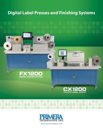 View Brochure - Primera Asia Pacific