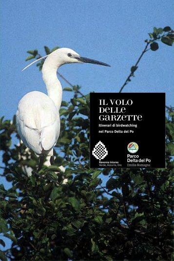 il volo delle garzette - Emilia Romagna Turismo
