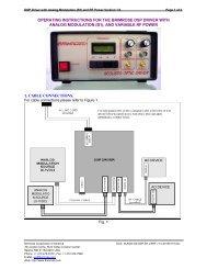 SUMan-AE-DSP-B1-VARF.. - Brimrose Corporation of America