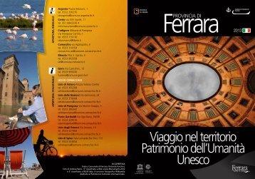 Viaggio nel territorio Patrimonio dell'Umanità Unesco - Emilia ...