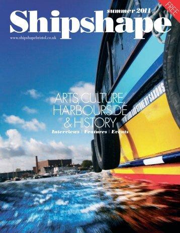 Summer 2011 - Shipshape Magazine Bristol