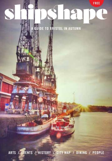 Download a copy - Shipshape Magazine Bristol