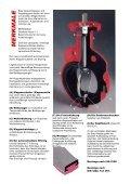 ABSPERRKLAPPEN - SL Armaturen und Antriebe - Seite 2