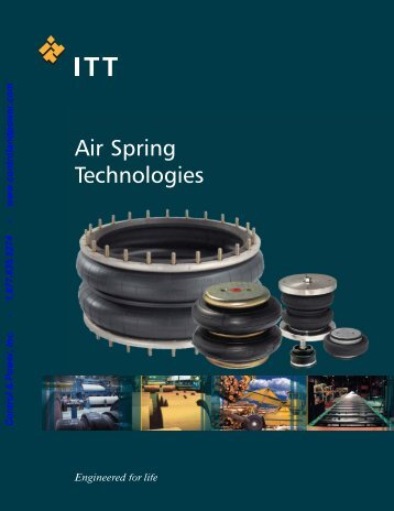 Air Spring Technologies - Control  And Power