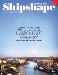 Spring 2012 - Shipshape Magazine Bristol