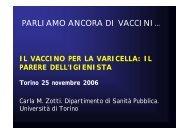 ZOTTI Torino25nov2006 - ASL TO 1