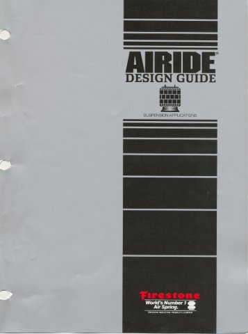 AirSpring. - Firestone