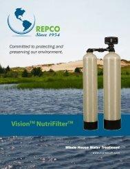 Vision NutriFilter - RE Prescott Company