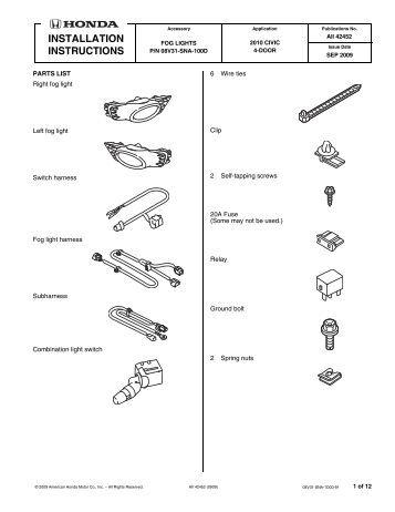 ECS fog light kit.pdf