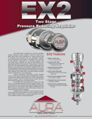 View Catalog Page - AURA Gas Controls