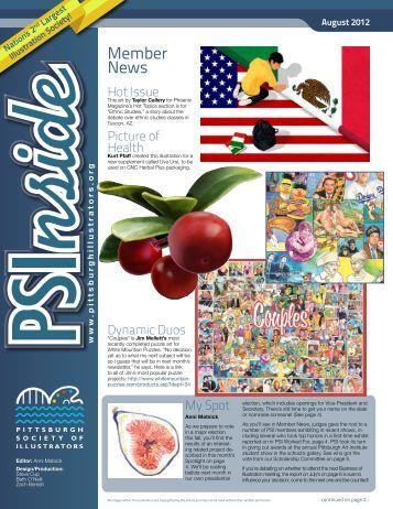 Member News - Pittsburgh Society of Illustrators