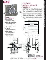 AURA Catalog_for print.indd - AURA Gas Controls