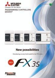 download FX3S brochure - Air Hydro Power Inc