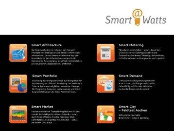 Smart Architecture - Smart Watts