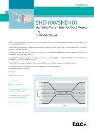 SHD100/SHD101 - Xref