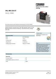 VAL-MS 230 ST - pidindustrial.com.br