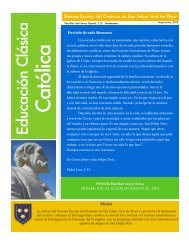 Católica - The Pharr Oratory of St. Philip Neri School System