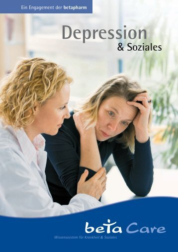 betapharm Depression - Schmerzzentrum Ludwigshafen