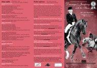 Dressage&Jumping - Equestrianvictoriaevents.com.au