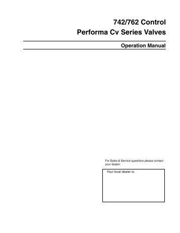 performa of cv