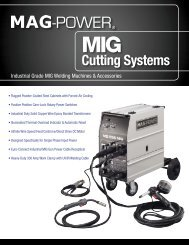 MIG Welding Products.pdf - Mag-powerequip.com