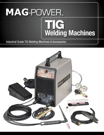 TIG Welding Products.pdf - Mag-powerequip.com