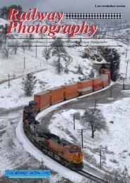 Photography - The Railway Centre