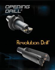 Straight Shank Revolution Drill® Series - Allied Machine ...