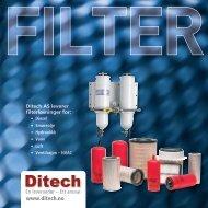 Les mer om Ditech i vår brosjyre. - Ditech AS