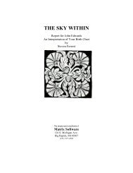 THE SKY WITHIN - Matrix Software