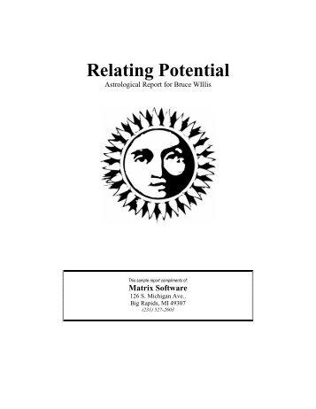 a PDF sample - Matrix Software